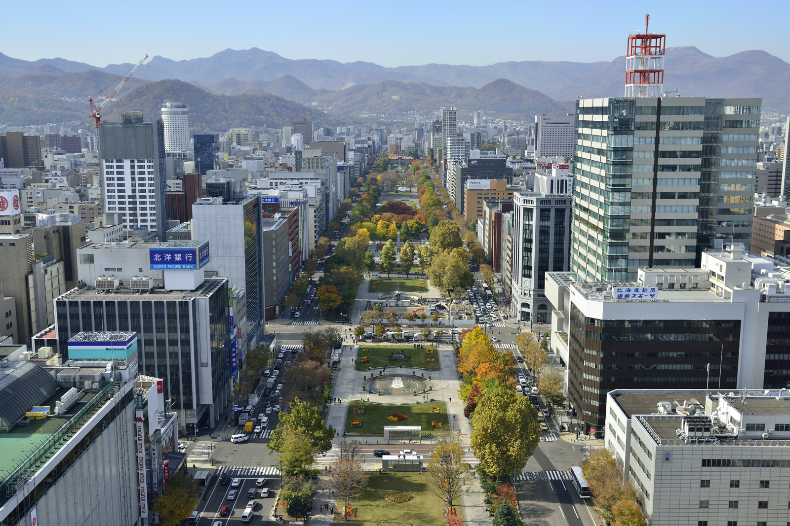 エイトナビ札幌へようこそ