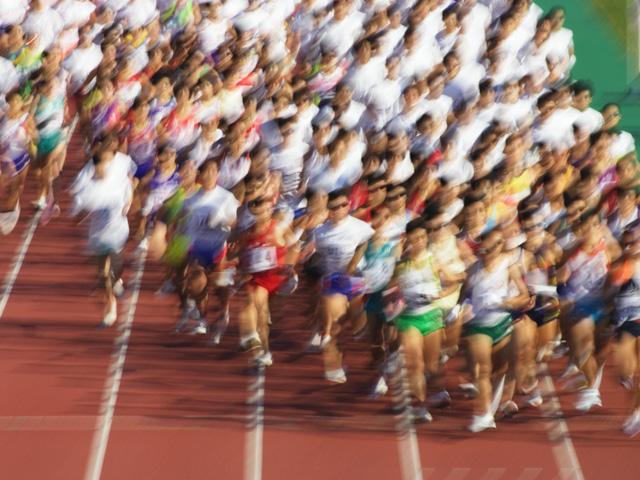 北ガスグループ 6時間リレーマラソンin札幌ドーム2018