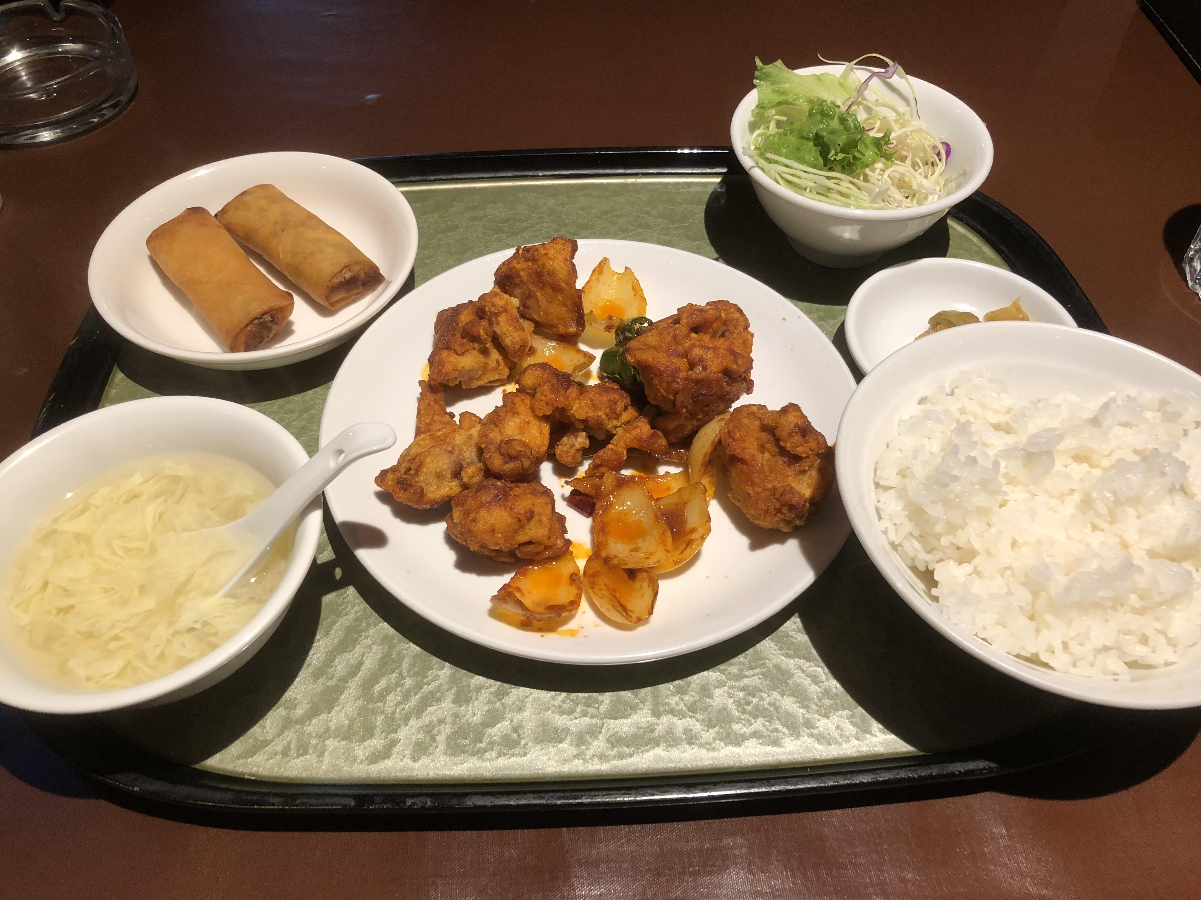 中華料理 季香園(きこうえん)