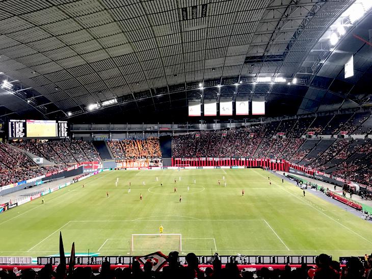北海道コンサドーレ札幌vs清水エスパルス(J1 第3節)