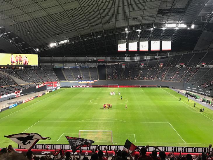 北海道コンサドーレ札幌vsV・ファーレン長崎(ルヴァンカップ第2節)
