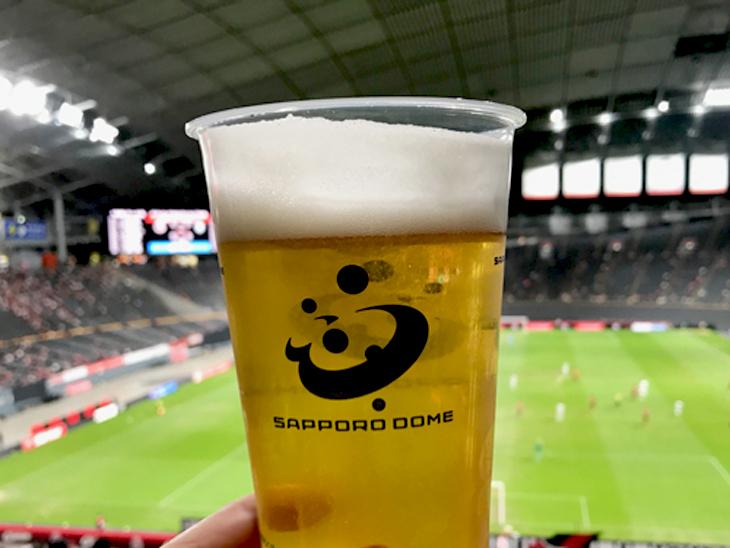 北海道コンサドーレ札幌vs湘南ベルマーレ(ルヴァンカップ第3節)